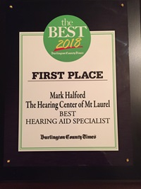 Mark Halford Award