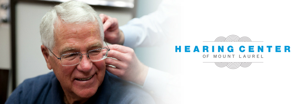 hearing center of mount laurel hearing aid fitting